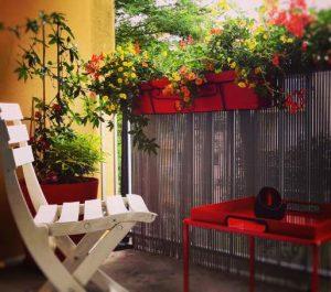 aménagement de balcon