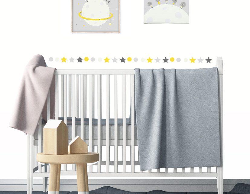 Maison de location: bien décorer la chambre de bébé
