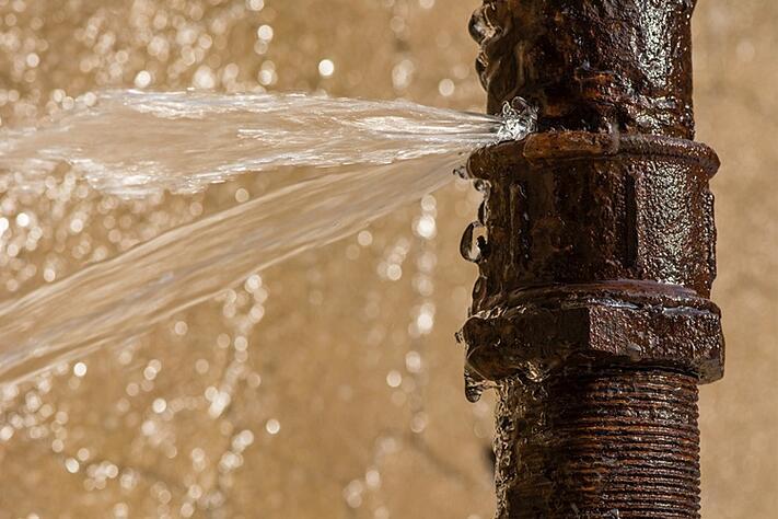 Fuites d'eau courantes et comment les réparer?